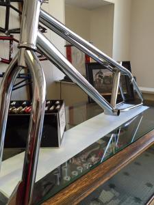 dub top tube standard 22 front